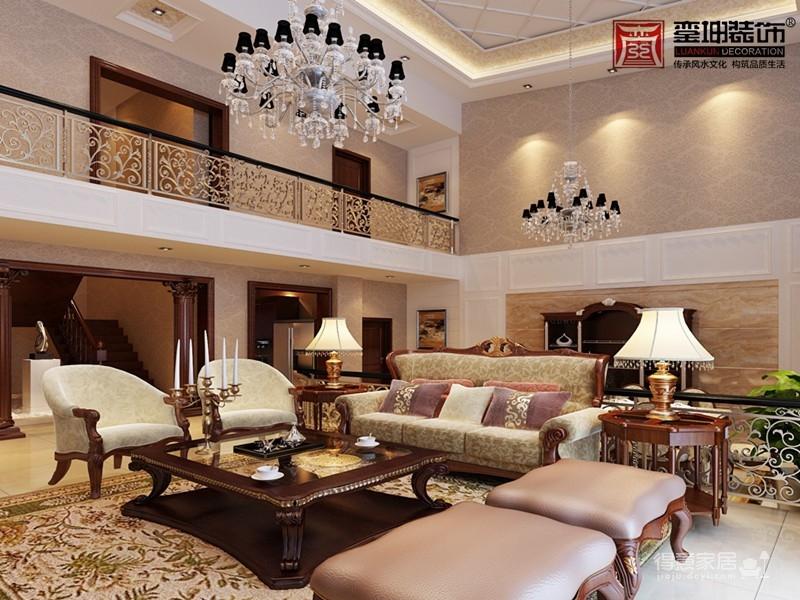 南国明珠-内敛与优雅的美式新古典悠闲风格图_1