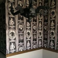 【2014届家装日记】法式工业风~多图~墙纸、家具把手ing/全手工壁炉