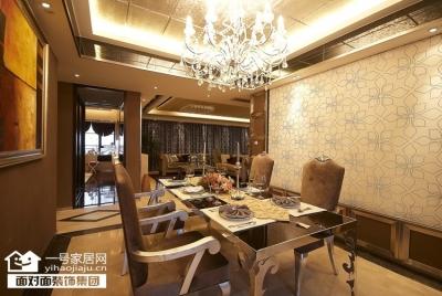 九鼎滨海御庭-160平-怀旧复古风-四室两厅