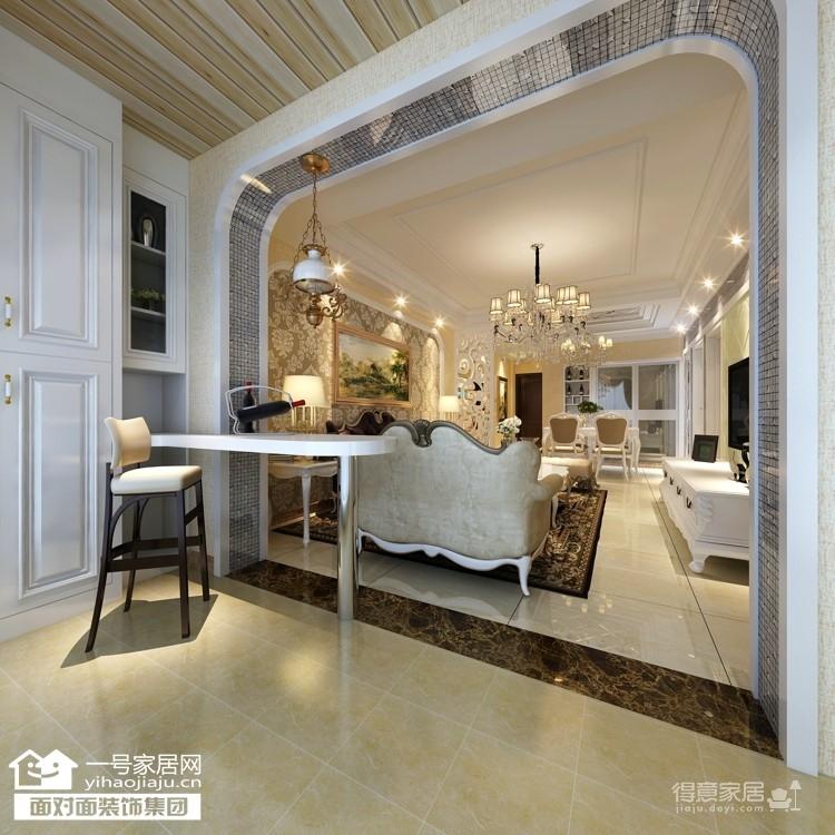 龙阳1号-90平-奢华欧式-两室两厅图_6