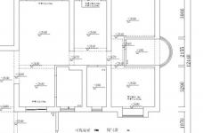 世茂锦绣长江-169平-现代简约-大三居室图_2