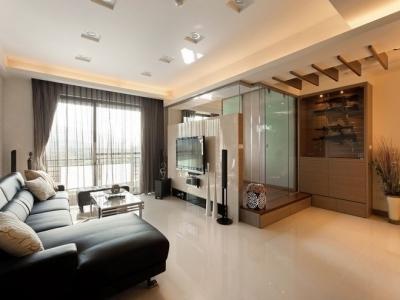 组- 纳入现代元素的俐落两室两厅
