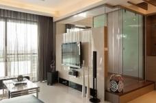 组- 纳入现代元素的俐落两室两厅图_1