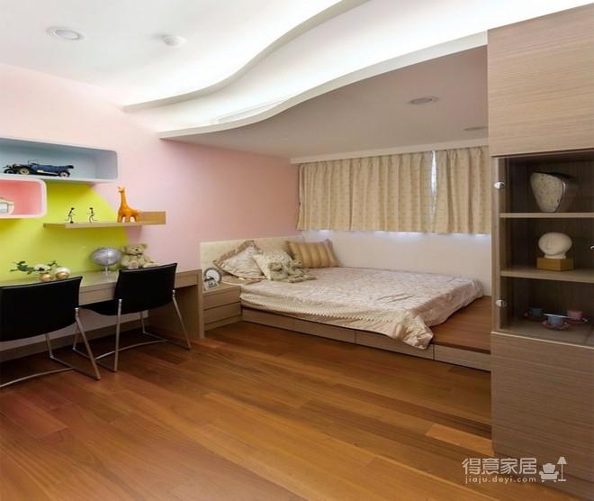 组- 纳入现代元素的俐落两室两厅图_3