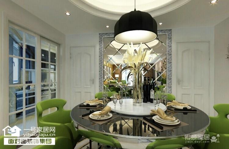 金地艺境-125平-现代简约-四室两厅图_5