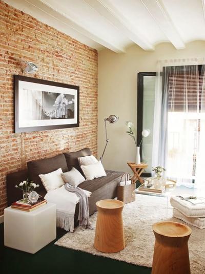 组-北欧风小清新公寓装修