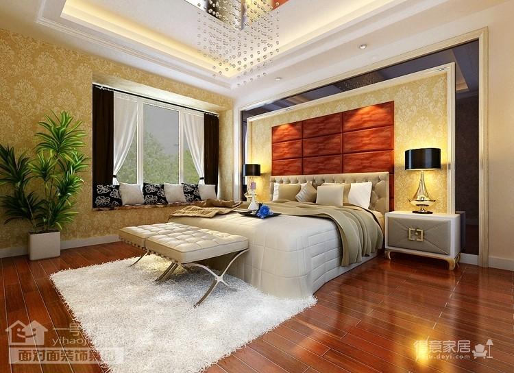 现代简欧的260平别墅装修设计图图_6