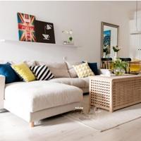 油漆ING...酷酷的黑,轻松的白,80后简单现代风婚房全记录