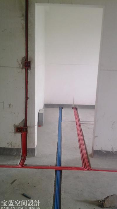 绿色新都-复式-水电工地