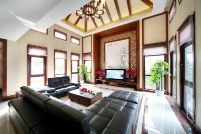 58万享受中国院子490平米豪宅生活
