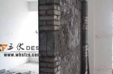 【福星惠誉国际城】——砌墙完工篇图_1