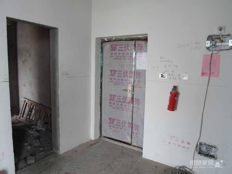 【福星惠誉国际城】——砌墙完工篇图_5