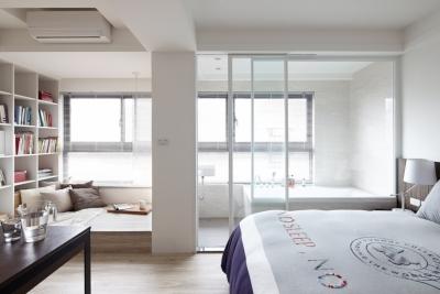 90平现代两室一厅