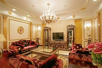 欧式客厅装修效果图欣赏
