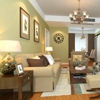 打造一个清新的美式温馨之家 -- 速度加快,更新水电完工图