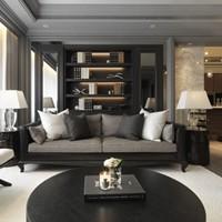 装修小白的123平三房两厅简约风(更新关于家具板材的选择)