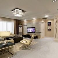 两室两厅 简约风 5.1购顾家、雅兰、儿童床