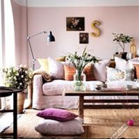 老爸老妈的家~实用为主~舒适比风格更重要~~