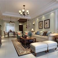 两室一厅简约美式,慢慢更新