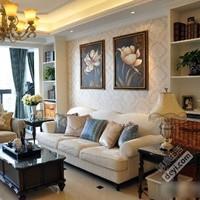 18万搞定160平温馨六室简欧之家