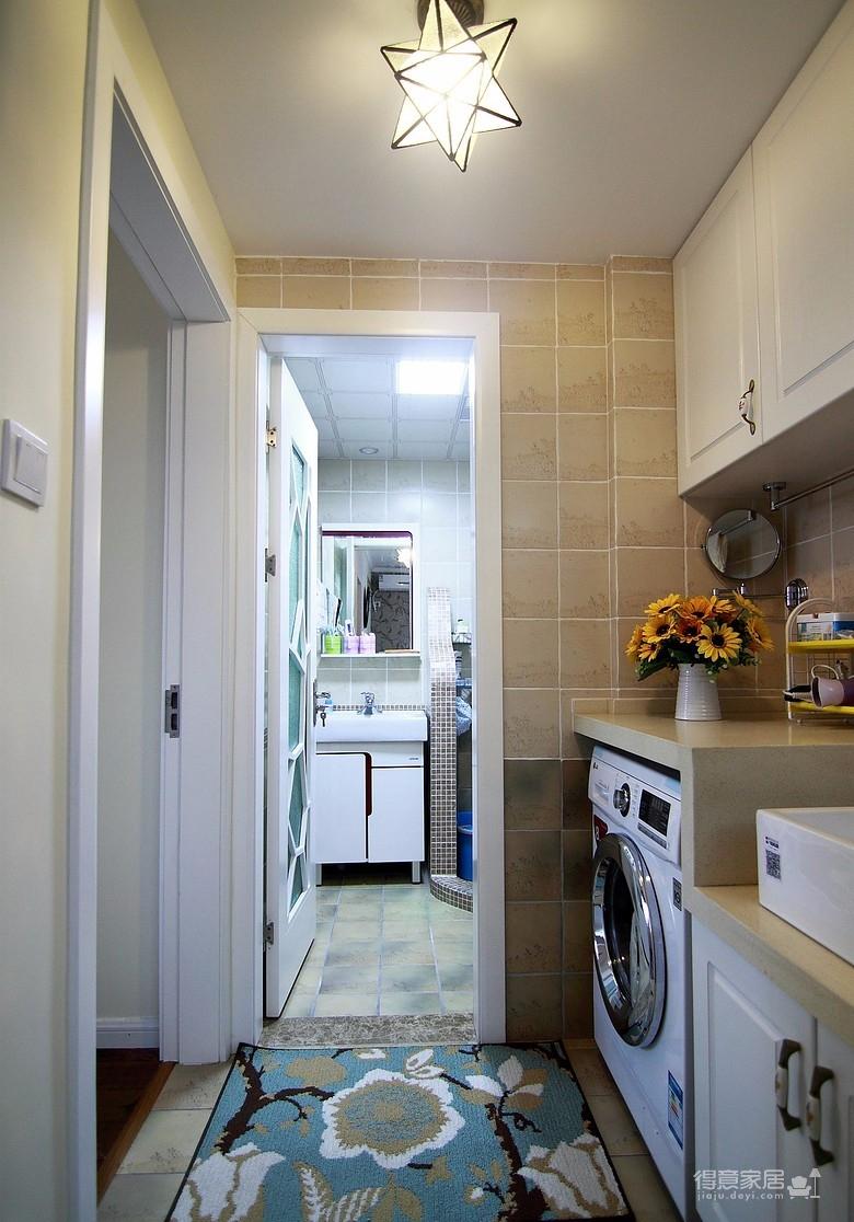 小户型套内47方,柜子多多装修效果图_得意家居装修