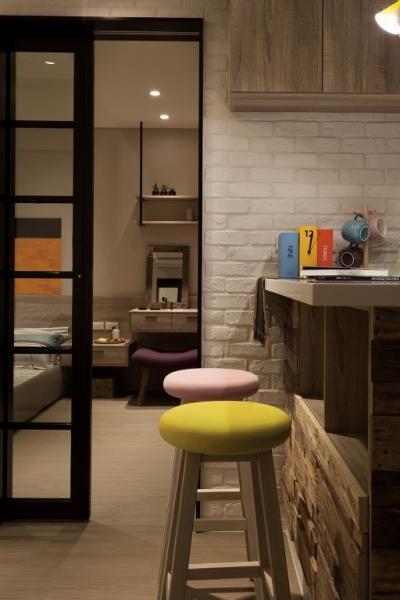单身公寓如何装修_得意家