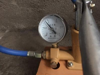 东湖城水电验收