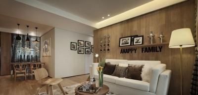 三居室现代宜家风格