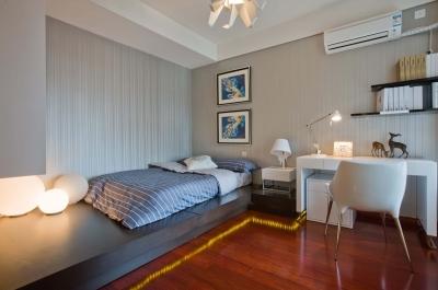 130平-三房-现代简约风格