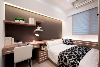 现代新古典三居室