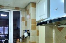 【悦达新天地】130平三居室美式风图_13 _厨房