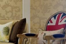 【悦达新天地】130平三居室美式风图_6 _客厅