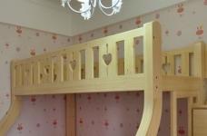 【悦达新天地】130平三居室美式风图_10 _儿童房