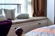 【悦达新天地】130平三居室美式风图_12 _卧室
