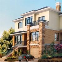 155平方米农村豪华别墅设计图-居佳乐设计