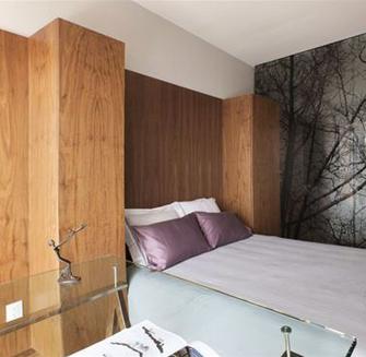 48平米小公寓装修出时尚休