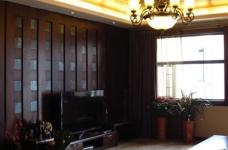 盛世家园160平四室两厅东南亚风格图_1