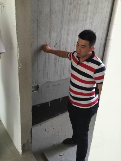武昌中建福地星城烈日巡检1