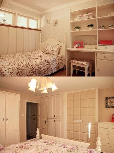 三室两厅两卫夏季家装
