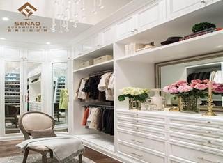 定制各种风格大衣柜、衣帽间、组合柜