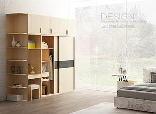 现代简约衣柜定制 可定制各种风格