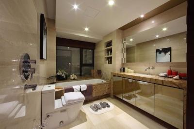 176平现代新古典居室