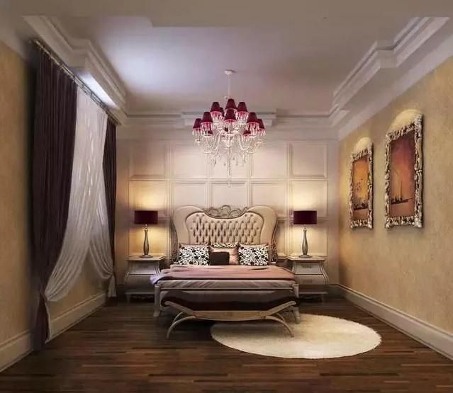 今年流行的卧室吊顶设计是