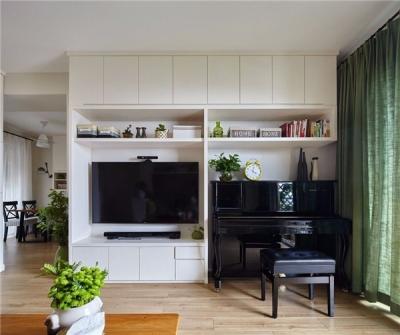 小清新让家的舒适感爆棚