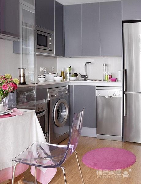 40平舒适小公寓