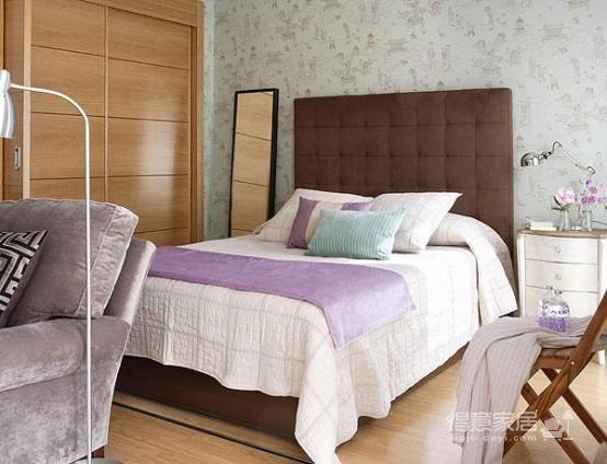 40平舒适小公寓图_3