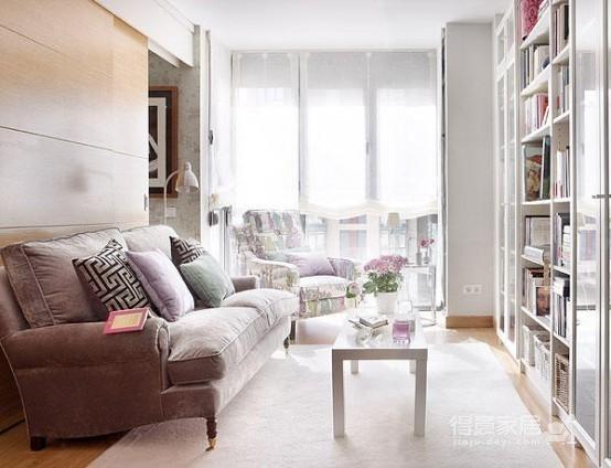 40平舒适小公寓图_1