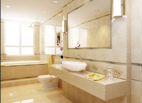卫浴这三种瓷砖千万不能买