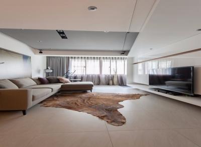 锦绣人家两室两厅98平米