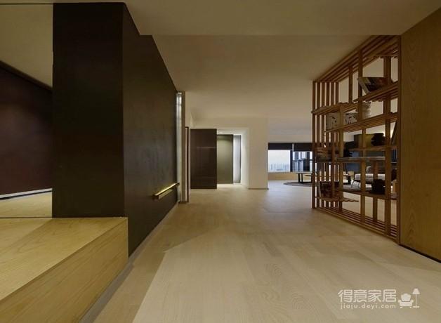 现代简约光明上海公馆两室两厅87平米图_2